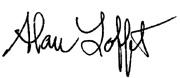alan lofft signature